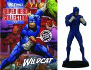 Eaglemoss DC Comics Super Hero Figurine Collection #073 Wild Cat
